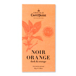 Café-Tasse Noir Orange 85g