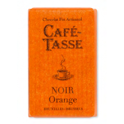 Café-Tasse Noir Orange 9g