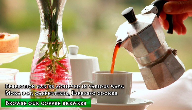Coffee brewers Forever